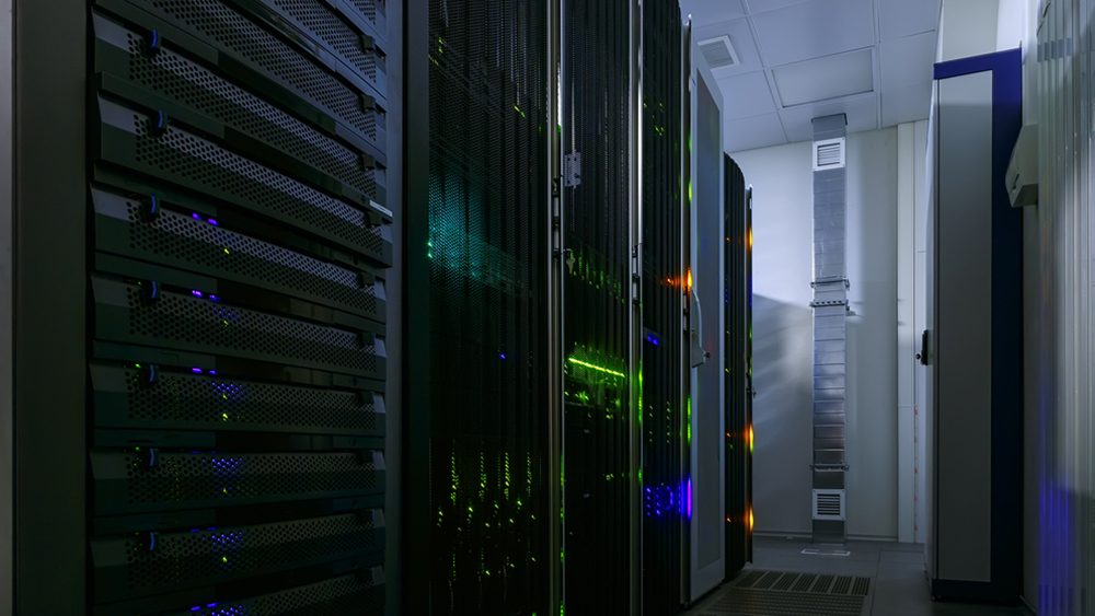 Prague datacenter