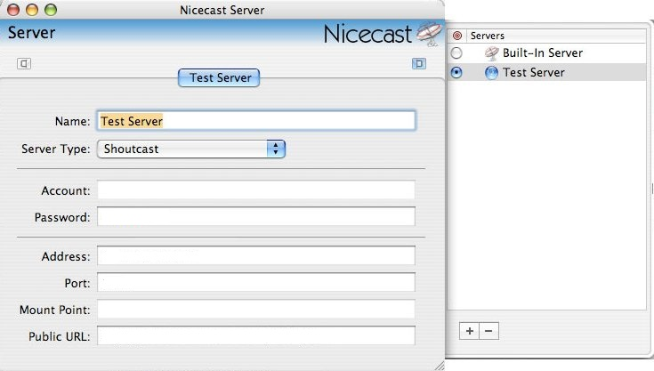 Nicecast Tutorial